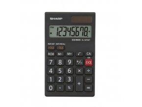 Kalkulačka Sharp ELM700TWH