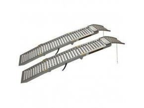 Nájezdové rampy, do 520 kg, 195 x 28 cm