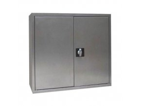 Nerezová skříň, 100 x 100 x 50 cm
