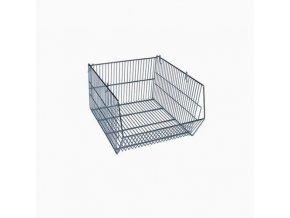 Drátěný box 33 x 48 x 50 cm
