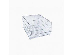 Drátěný box 33 x 48 x 60 cm