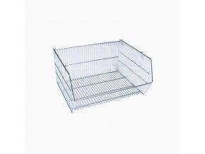 Drátěný box 33 x 63 x 45 cm