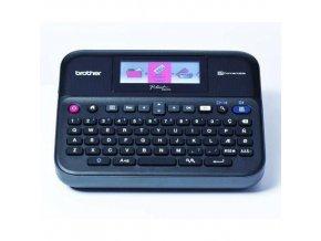 Tiskárna samolepicích štítků BROTHER PT - D600VP , s kufrem