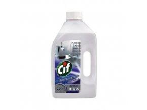 Cif Professional na vodní kámen, 2 l, 6 ks