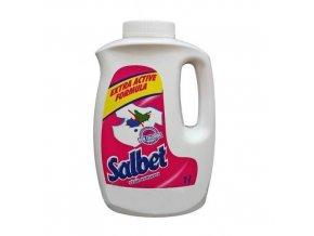 Odstraňovač skvrn Salbet, 1 l, 12 ks
