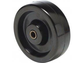 Fenolové pojezdové kolo, průměr 100 mm, kluzné ložisko, teplotně odolné