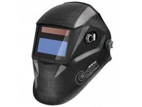 Samostmívací svářečská kukla Proteco P800E-C, stupeň zatemnění 9 - 13