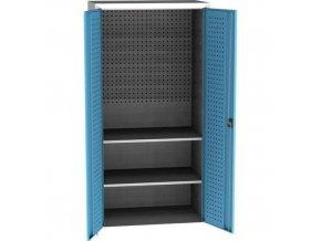 Dílenská skříň pro CNC nástroje, 195 x 95 x 60 cm