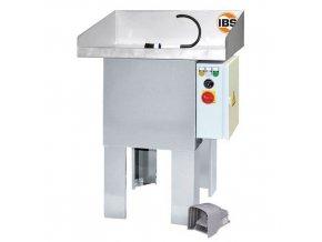 Mycí stůl IBS s ohřevem, typ W-100