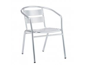Kovová zahradní židle Cala