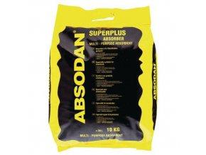 Sypký sorbent Absodan Super Plus, sorpční kapacita 10,5 l, balení 10 kg