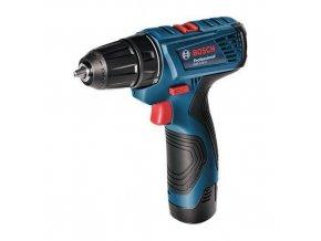Aku šroubovák Bosch GSR 120-LI Professional; 1300 ot/min