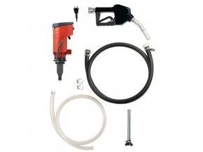 Elektrické sudové čerpadlo Premaxx s automatickou tankovací pistolí na motorovou naftu