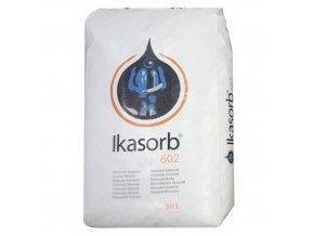 Sypký sorbent Ikasorb 602, sorpční kapacita 6,6 l, balení 30 kg
