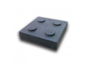 Podkládací kostka s čepy, 1 900 N/cm2