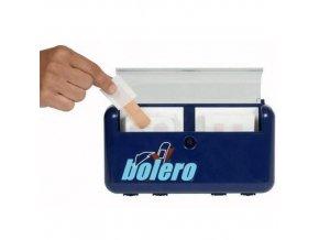 Zásobník na náplasti Bolero + textilní tělové náplasti