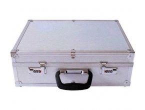 Hliníkový kufr 370 x 250 x 95 mm