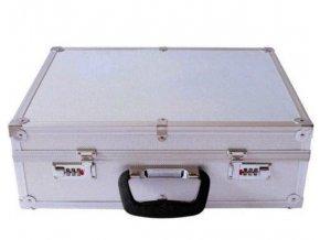Hliníkový kufr 440 x 345 x 145 mm