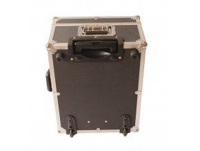 Plastový kufr s kolečky 500 x 400 x 260 mm
