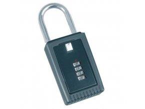 Bezpečnostní schránka na klíče s číselným kódem KEYBOX