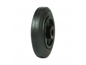 Gumová pojezdová kola, průměr 160 - 250 mm, valivá ložiska