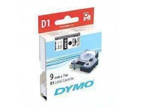 Páska D1, šířka 9 mm