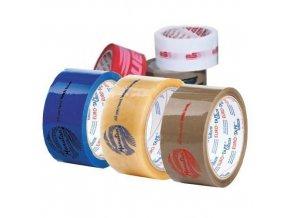 Lepicí pásky, jednobarevný tisk, šířka 50 mm
