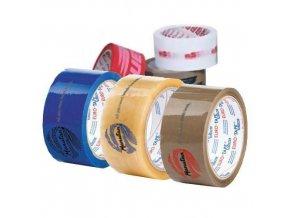 Lepicí pásky, tříbarevný tisk, šířka 50 mm