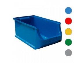 plastove boxy s uchytem 15 x 20 5 x 35 5 cm skladem ostrava