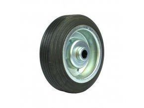Gumová pojezdová kola, průměr 250 - 400 mm, valivá ložiska