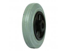 Gumová pojezdová kola, průměr 160 - 200 mm, valivá ložiska