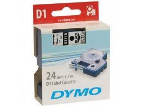 Páska D1, šířka 24 mm