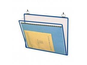 Informační rámečky Tarifold A4, se dvěma oky