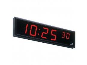 Digitální interiérové hodiny