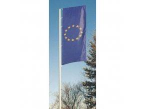 Hliníkové vlajkové stožáry s otočným ramenem, 5 - 10 m