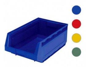 plastova krabicka na sroubky do dilny 840071 a