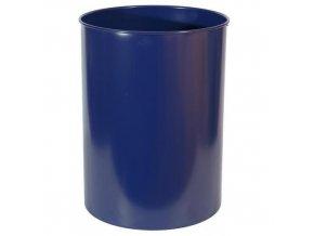 Kovové odpadkové koše Tube, objem 30 l