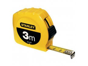 Svinovací metry Stanley, 3 - 5 m