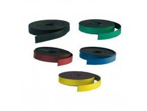 Magnetické pásky pro plánovací tabule