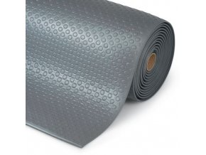 Protiúnavové průmyslové rohože s bublinkovým povrchem, šířka 90 cm, metrážové
