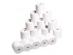 Papírové kotoučky do pokladen a kalkulaček, dvouvrstvé