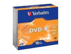 Verbatim DVD-R/DVD+R/DVD-RW/DVD+RW