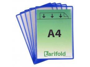 Informační rámečky Tarifold Rotor Revo A4