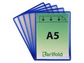 Informační rámečky Tarifold Rotor Revo A5