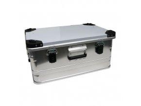 Hliníkové přepravní boxy, plech 1 mm