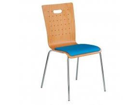Dřevěné jídelní židle Tulip