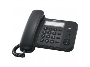 Telefony Panasonic KX-TS 520FXW
