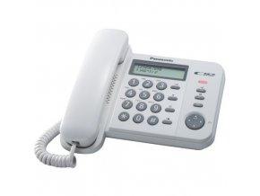 Telefony Panasonic KX-TS 560FXW