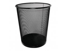Drátěné odpadkové koše Rib, objem 12 l