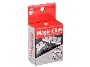 Kancelářské sponky Magic clips